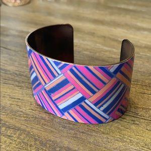 Multi color cuff